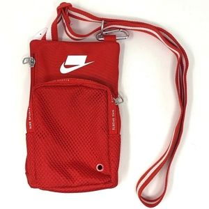Nike NSW Small Items Crossbody Red Messenger Bag